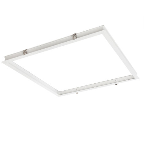 Marco Aluminio Panel LED 60x60Cm (HO-AF-600x600)