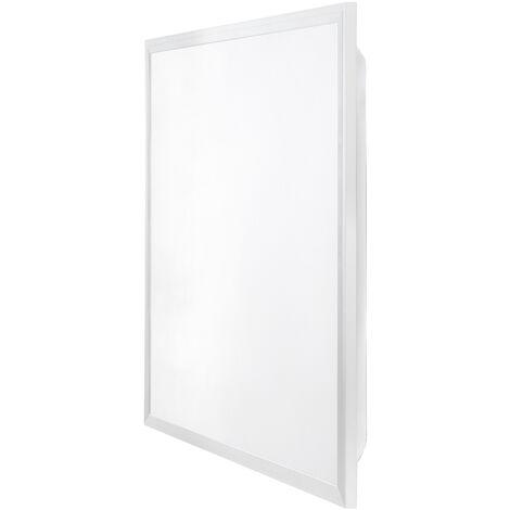 Panel LED Enrejado 60x60Cm 40W 4000Lm UGR 19   Blanco Natural (HO-PG-600x600-40W-CW)