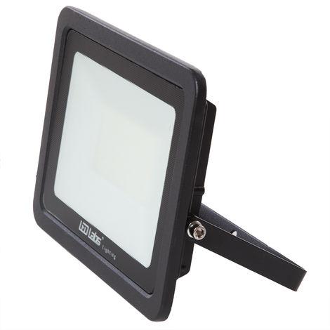 Foco Proyector LED IP65 50W SLIM [LL-17-1041-01-W]   Blanco Natural (LL-17-1041-01-W)
