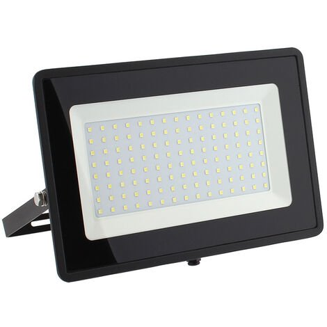 Foco Proyector LED SMD Regulable 100W 8000Lm IP66 50000H [LM-6010-CW] | Blanco Frío (LM-6010-CW)