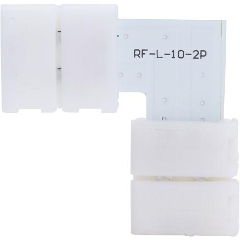 Conector Rápido L Tira LED SMD5050/5630 12/24VDC (KD-CONRAP-L-5050)