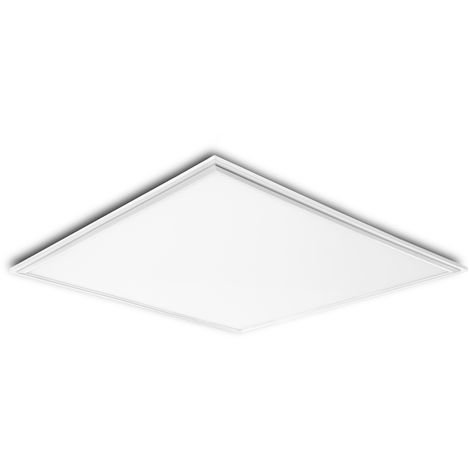 Panel LED 60x60Cm Marco Blanco 36W 3623Lm UGR 19 30.000H   Blanco Frío (HO-PANMB59559536W-CW)