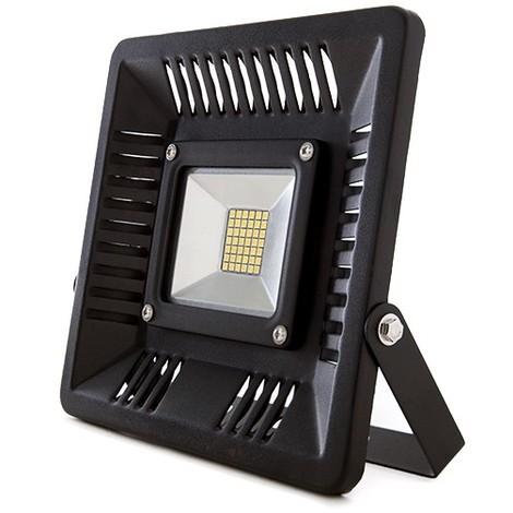 Foco Proyector LED IP65 LEDs Superslim 50W 4500Lm 30.000H | Blanco Frío (DY-FL018-50W-CW)