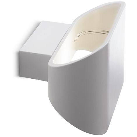 Aplique de Pared LED 6W 600Lm Blanco Evelyn [HO-ARCHBRIDGE- 6W-W-W] | Blanco Cálido (HO-ARCHBRIDGE- 6W-W-W)
