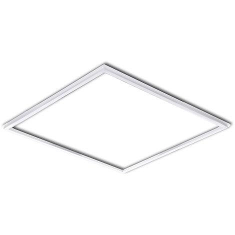 Panel LED Marco Luminoso 60X60Cm 40W 3600Lm | Blanco Natural (WR-LPF-6060-40W-CW)