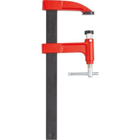 Serre-joint à pompe LA - BESSEY - serrage 300 mm - saillie 100 mm - LA30/10