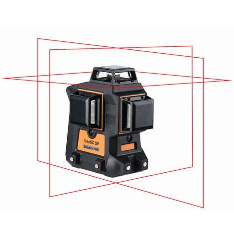 Laser GEO-FENNEL Multi-fonctions pour tous types de travaux en intérieur - Geo6X SP - 534000