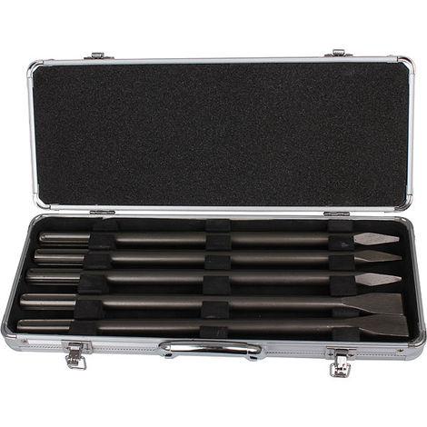 Coffret de 5 outils SDS-Max burinage MAKITA - D-40618