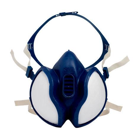 Demi-masque 4279 filtres intégrés FFABEK1P3R 3M - K4279+