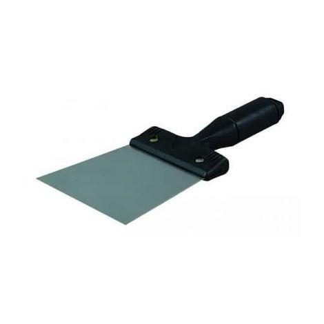 Couteau à enduire inox manche polypropylène NESPOLI 18 cm - 4772-18