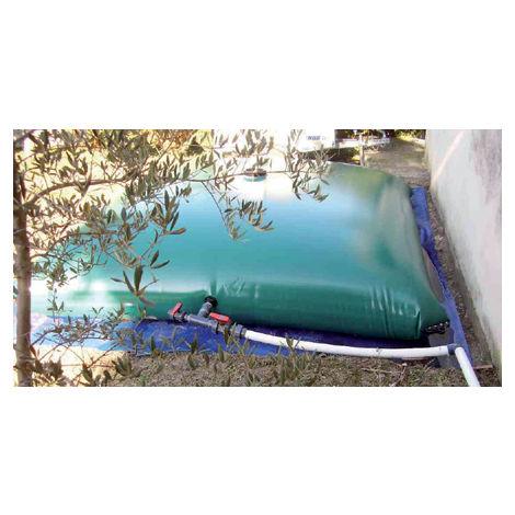 Citerne de rétention d'eau Capsuleo 2m³ AQUALUX - 2.70 x 2.05 x 0.60 m - 106278
