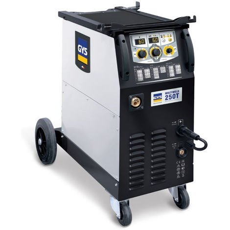Poste de soudure Inverter semi-automatique Pack MultiWeld 250T GYS - 14756