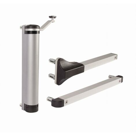 Ferme-portail hydraulique LOCINOX compact - Pour tous types de charnières - LION