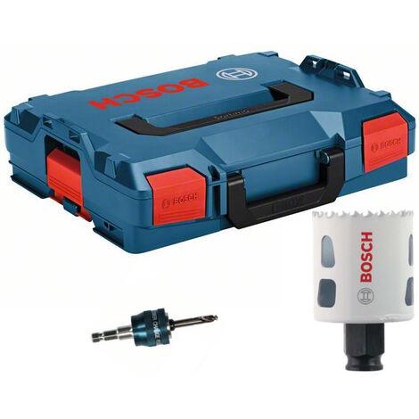 Coffret scies trépan électricien BOSCH 11 pièces en L-Boxx - 2608594271