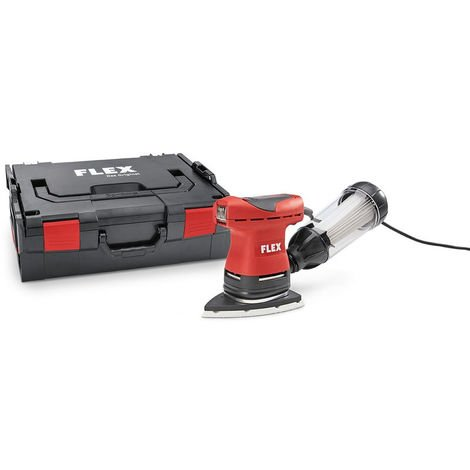 Ponceuse delta avec régulation de régime en kit ODE 100-2 Set FLEX - en L-Boxx avec accessoires - 429864