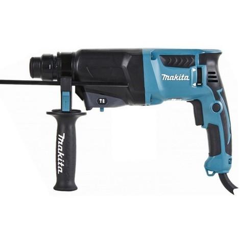 Perforateur MAKITA SDS-Plus 800 W 2.4J - HR2600