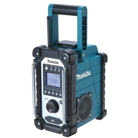 Radio de chantier MAKITA 7,2/10,8/14,4/18 V Li-Ion - Sans batterie, ni chargeur - DMR107