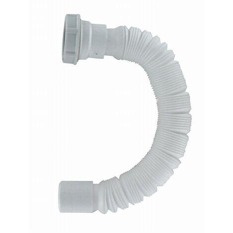 Flexible de vidange articulé extensible pour siphon de groupe de sécurité NOYON & THIEBAULT - Ø 32 mm - 4920-P32SC1