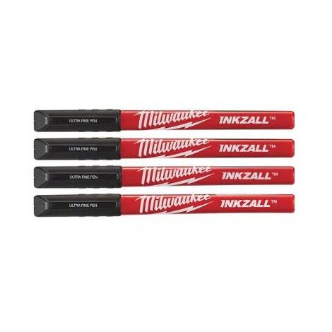 Marqueur pointe fine Inkzall MILWAUKEE - 48223164