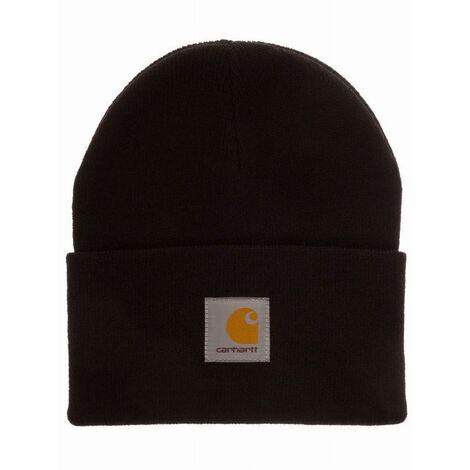 Bonnet Watch Hat CARHARTT Noir TU - S1A18BLK