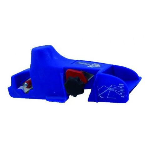 Rabot pour plaques de plâtre et PVC HEKA - 011956