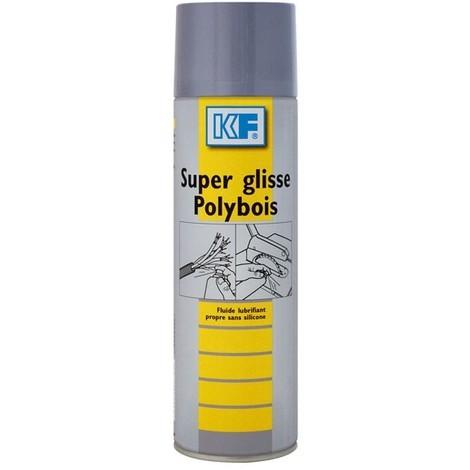 Super Glisse Poly Bois KF SICERON - Aérosol 650ml / 400 ml - 6190