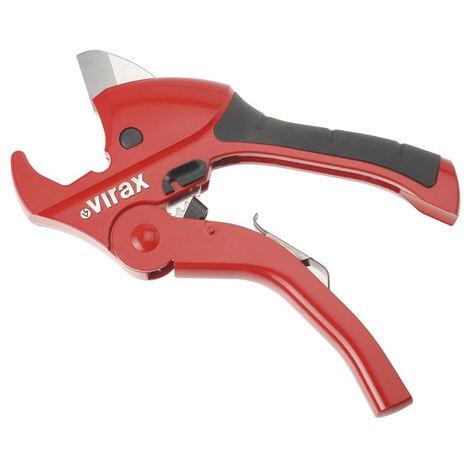Pince coupe-tube PC42 pour PEHD PVC PER 42 mm VIRAX - 215042