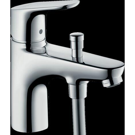 Mitigeur bain/douche HANSGROHE Focus monotrou chromé - 31930000