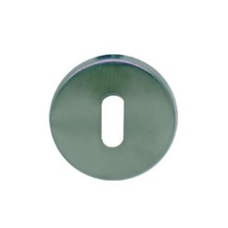 Paire de rosace Inox 304 Balsac / Vabre / Vallon / Valady INOX IMPORT - Clé L - U19/L19/V19 - 245