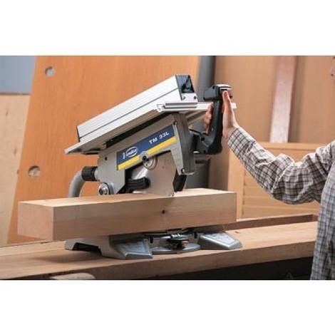 Scie à onglets à table TM33L VIRUTEX - 3300400