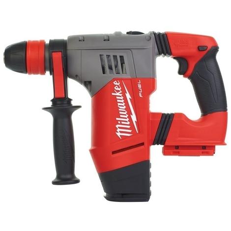Perforateur-Burineur SDS+ Fuel Fixtec 28V M28 CHPX-0X MILWAUKEE - 4.7J EPTA - en HD-Box - sans batterie ni chargeur - 4933451029