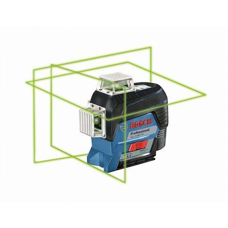 Laser BOSCH GLL 3-80 CG 360° en L-BOXX - 0601063T00