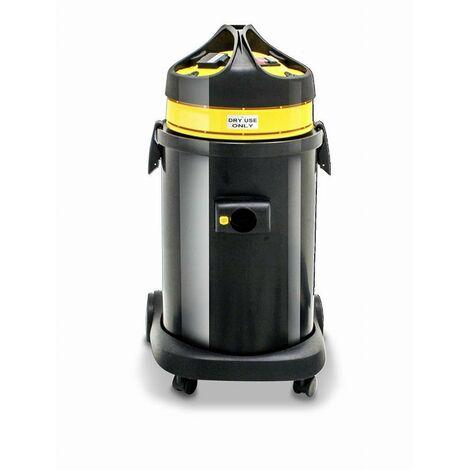 Aspirateur poussière avec décolmatage 37 litres PROMAC - VAC-37ADE