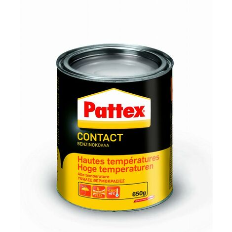 Colle contact haute température PATTEX - boite 650g - 1419293