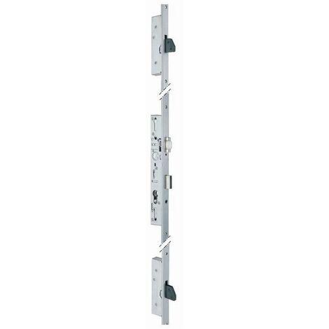 Coffre têtière filante 41 mm 3 points à rouleau STREMLER U24x6 - 2 tours de clé - 6374.41.0