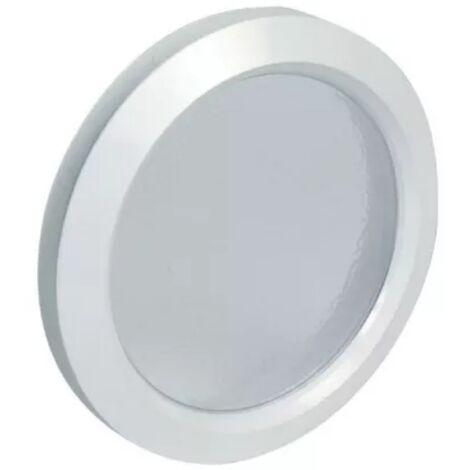 Hublot PVC rond blanc NICOLL - Ø 307mm - 303MI