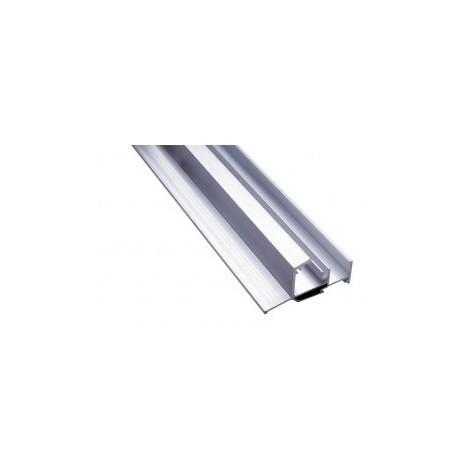 Seuil de porte-fenêtre bois ISOL56T BILCOCQ - Brut - Joint sur dormant - 6.03m - ISOL56T