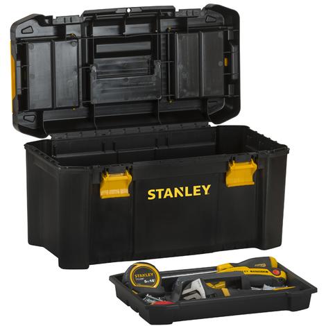 Boite à outils Classic Line 50cm STANLEY - attache plastique - STST1-75520