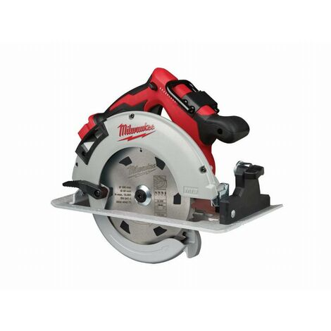 Scie circulaire MILWAUKEE M18 BLCS66-0 Brushless - Ø 190 mm - Sans batterie, ni chargeur - 4933464588