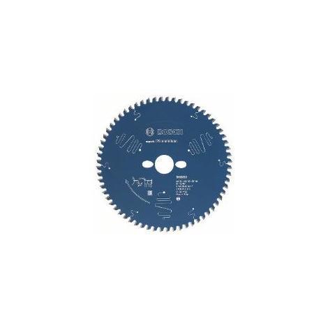 Lame scie circulaire Expert Alu BOSCH 54 dents 210x30x2,6/1,8 mm - 2608644109