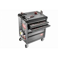 Servante Roll 6 tiroirs inter-verrouillage FACOM - ROLL.6GM3SPB