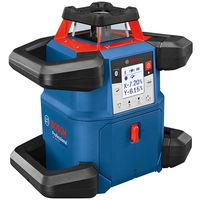 Pack laser rotatif double pente BOSCH GRL600CHV - Batterie 18V 4.0Ah - 06159940P5
