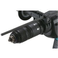 Perforateur-Burineur SDS+ 36V MAKITA - 2x18V Li-ion 5Ah - 26mm - 4xbatteries + 1xchargeur rapide + 2 coffrets transport + accessoires - DHR264PT4J