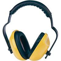 Casque anti-bruit Jaune SINGER - SNR 25DB - HG106J
