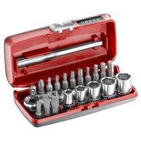 9b0fae5259431 Coffret douilles 1 2 6 pans métriques - 19 pièces - S.161-2P6 Facom ...