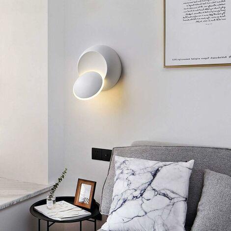 Applique Da Parete Girevole A 360 Gradi Lampada A Muro Creativa Luce A Muro A Led
