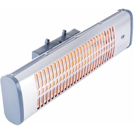Estufa de baño para pared con cuerda 600 / 1200W
