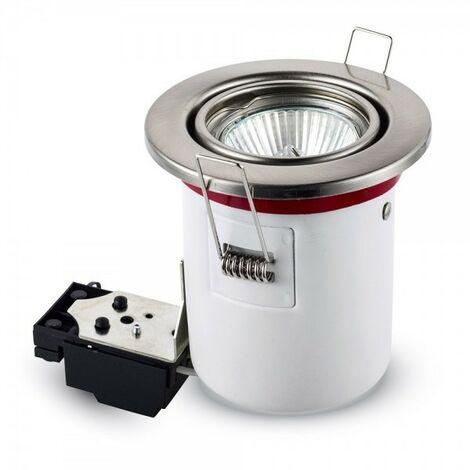 Foco orientable aluminio fuego estándar 960