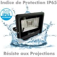 Proyector LED 50W RGB con mando a distancia IP65