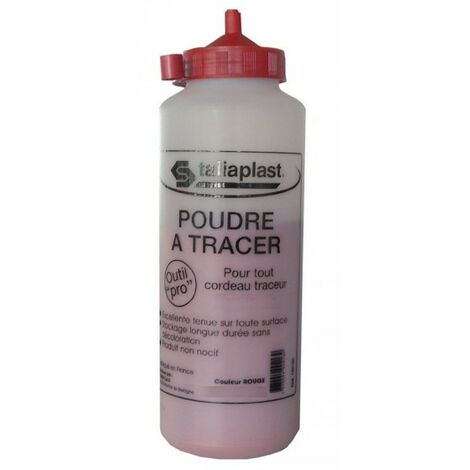 Poudre A Tracer Rouge 180G - Taliaplast - 400409